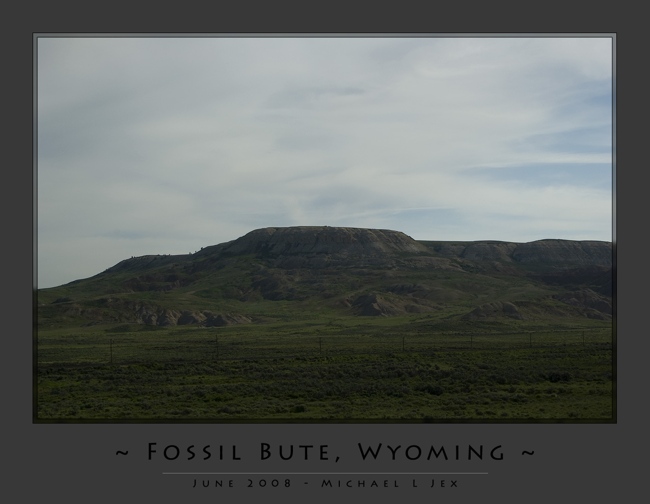 Fossil Butte Wyoming