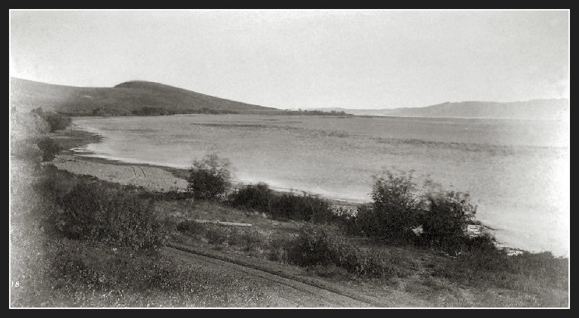 1871 Image of Bear Lake Idaho