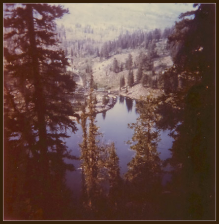 Bloomington Lake, Mid 1950's