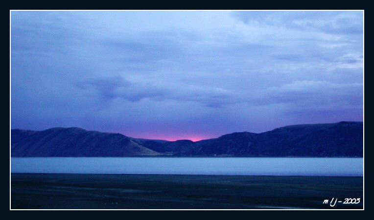 Bear Lake September Sunrise