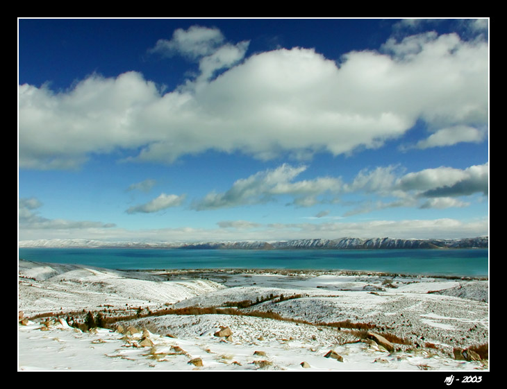 North Beach - Bear Lake