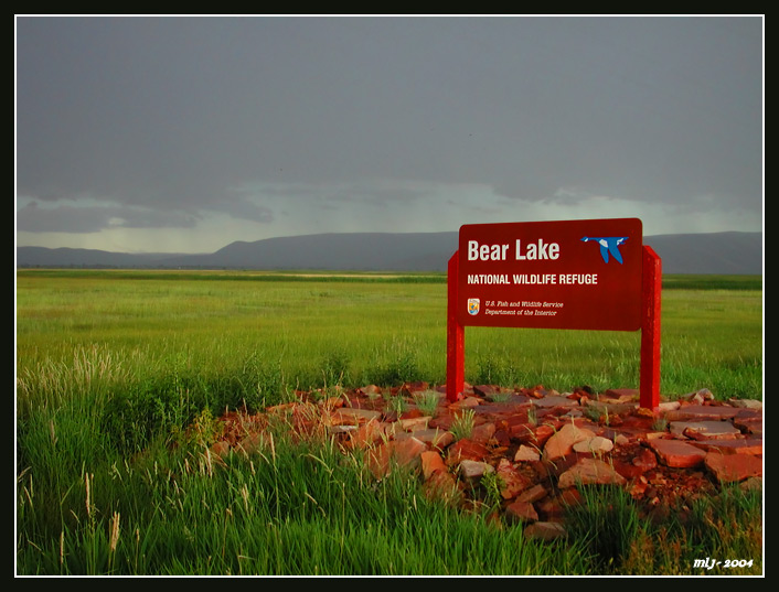 Bear Lake National Bird Refuge