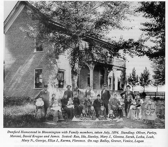 Bloomington House - 1894