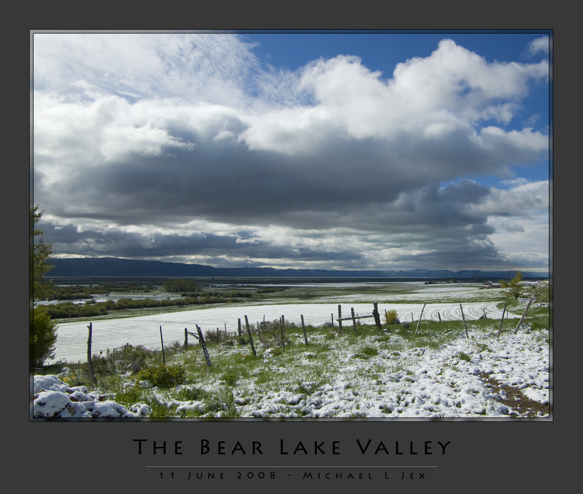 Bloomington, Idaho - The Bear Lake Valley