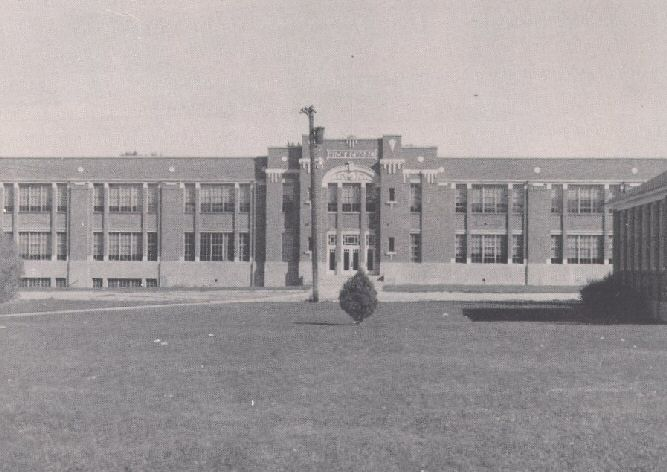 Fielding High School - 1954