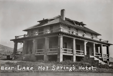 Bear Lake Hot Springs Hotel
